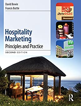 Hospitality Marketing by [Bowie, David, Buttle, Francis]