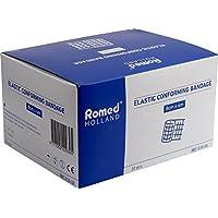 640 (32 x 20) Mullbinden Fixierbinden einzeln in Folie verpackt Romed(8 cm x 4 m) preisvergleich bei billige-tabletten.eu