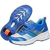Zapatillas con ruedas automáticas para niños - Azul - Varias tallas