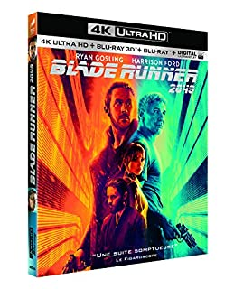 Blade Runner 2049 [4K Ultra HD + Blu-ray 3D + Blu-ray + Digital UltraViolet] (B0764RLN73) | Amazon price tracker / tracking, Amazon price history charts, Amazon price watches, Amazon price drop alerts