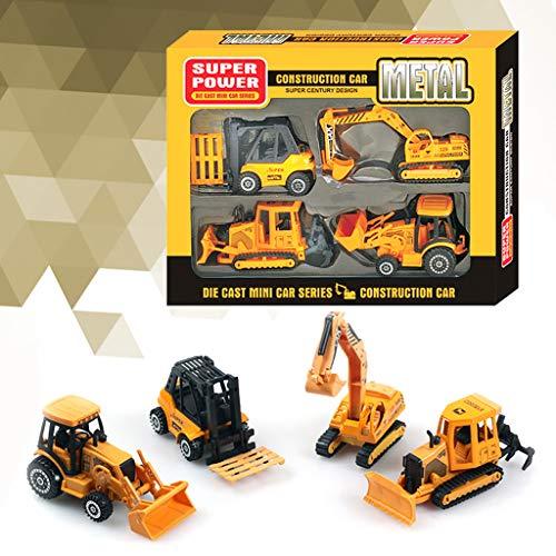 Hengzi 1:64 RC-Muldenkipper Toy Engineering Truck Vehicles Alloy Engineering Mischen
