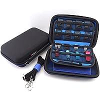Homeself impermeabile duro viaggio di trasporto del gioco copertura del sacchetto di caso con trasporta la cinghia per nuovo 3DS XL / 3DS XL / 3DS LL / NEW 3DS / 3DS