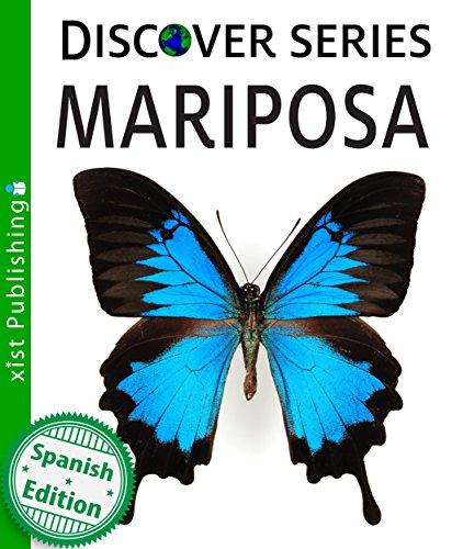 Mariposa (Xist Kids Spanish Books) por Xist Publishing