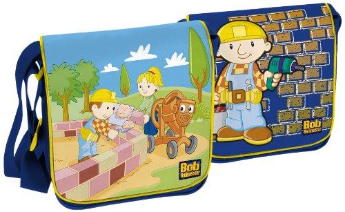 Bob der Baumeister 18002 Kindergartentasche mit Wendeüberschlag