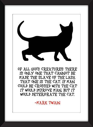 mark-twain-zitat-cat-kunstdruck-a3-a4-a5-8-x-10-5-x-7-typography-art-fur-katzen-liebhaber