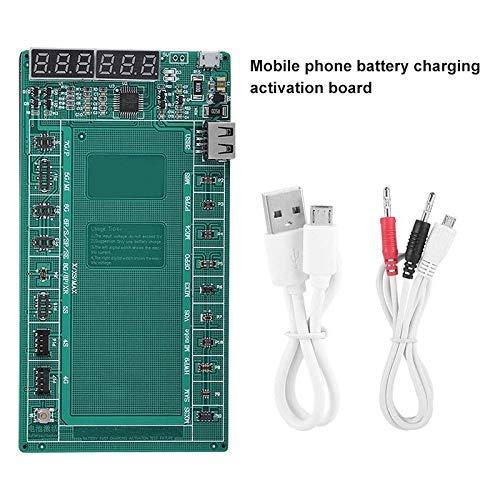 Dovlen Schnell Batterietester Ladegerät Handy Aktivierung Board für IPHONE / 8/8P Samsung