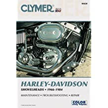 Clymer Harley-Davidson Shovelheads 66-84: Service, Repair, Maintenance: Clymer Workshop Manual
