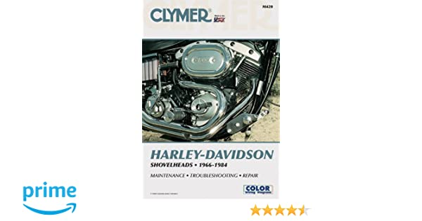 H-D Shovelheads 66-84: Clymer Workshop Manual: Amazon.de ... on