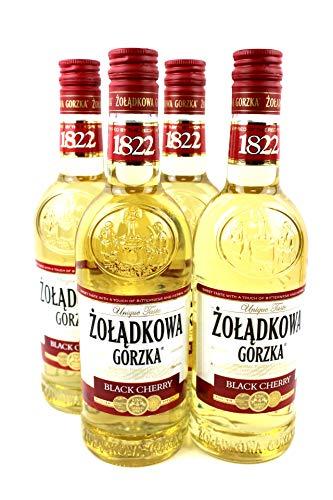 Zoladkowa Gorzka Black Cherry Wodka (4 x 0.5 l) - Ul 123