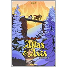 La Saga De Atlas Y Axis 2 (Aventúrate)