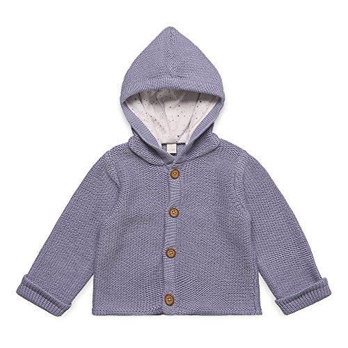 ESPRIT Unisex Baby Jacke RK18030 Blau (Pearl Grey 220), 68