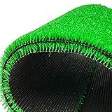 WENZHE Prato Sintetico Tappeti Erba Sintetica Tappeto Verde Erba Artificiale Interno All'aperto Scenario 8mm, più Dimensioni (Color : 8mm, Size : 1x5m)