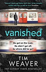 Vanished: David Raker Missing Persons #3 (David Raker Series)