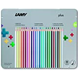 Lamy FH22010 -Farbstift plus 24er Metallbox,Modell 530