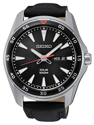 seiko-solar-sne393p2-analog-watch-men-automatic-black-dial-black-fabric-strap