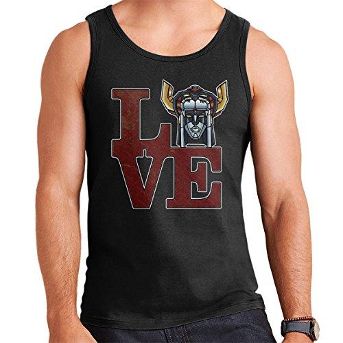 Love Voltron Men's Vest Black