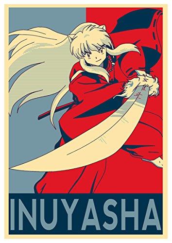 Posters Inuyasha Propaganda Inuyasha - A3 (42x30 cm)
