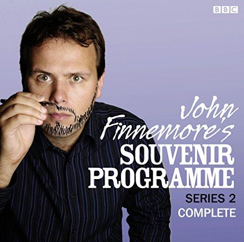 John Finnemore's Souvenir Programme: Series 2: The BBC Radio 4 comedy sketch show -