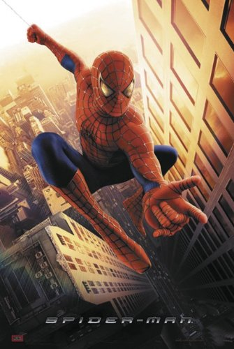 Poster Spider-Man Regular (68,5cm x 101,5cm)