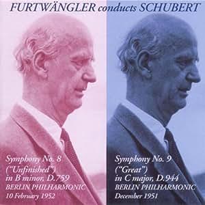 Schubert: Sinfonien Nr. 8 & Nr. 9 (Wilhelm Furtwängler)
