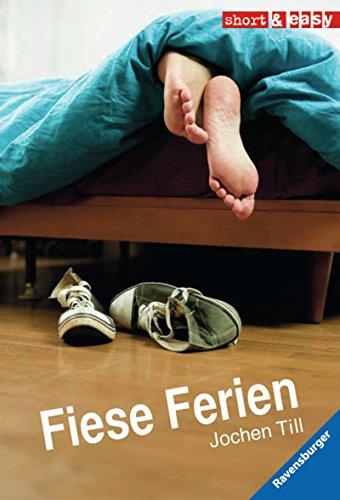 Fiese Ferien (Short & Easy) (Patchwork-jungen Shorts)