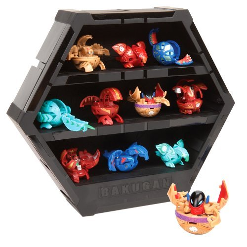 Bakugan Display Case - Includes 1 Random Bakugan