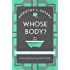 Whose Body?: Lord Peter Wimsey Book 1 (Lord Peter Wimsey Series)