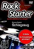 Das Rockstarter Vol. 1-3 Komplettset - Schlagzeug: 3 DVDs! Schlagzeugschule. Unterricht für Anfänger. Training. Drums. School Of Rock. Einfach Schlagzeug lernen.