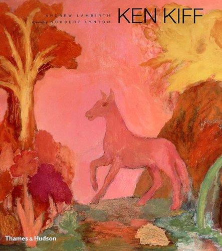 Ken Kiff por Andrew Lambirth