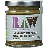 Raw Health Purée d'Amande Cru Bio 170 g - Lot de 2