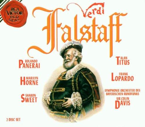 Falstaff-Comp Opera [Import anglais]