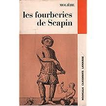 Amazon.fr : les fourberies de scapin larousse : Livres