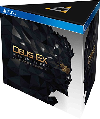 Deus Ex: Mankind Divided - Collector's Limited - Playstation 4