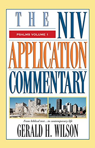 Psalms Volume 1 (The NIV Application Commentary) (English Edition)
