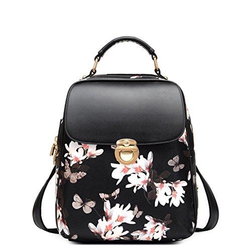 moda zaino/Zaino studente/Borse da viaggio minimalista-B A
