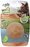 All for Paws Wild & Nature Maracas Wood Ball Large