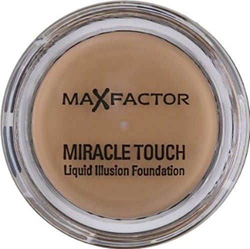Mineral Liquid Foundation (Max Factor Miracle Touch Liquid Illusion Foundation 11.5g Natural -70)