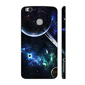 Enthopia Designer Hardshell Case Universe Planets Orbits Back Cover for Xiaomi Mi 4s