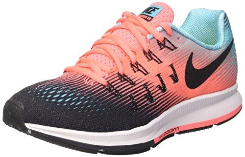 nike-womens-wmns-air-zoom-pegasus-33-running-shoes-multicolour-black-lava-glow-polarized-blue-black-