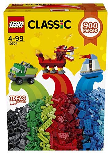 LEGO Juego Classic 10704Creativo construcciones