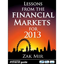 Lessons From The Financial Markets For 2013