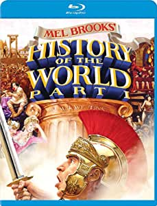 History of the World Part 1 [Blu-ray] [1981] [US Import]