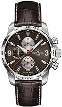 Comprar Certina C001.427.16.297.00 - Reloj para hombres, correa de cuero color negro