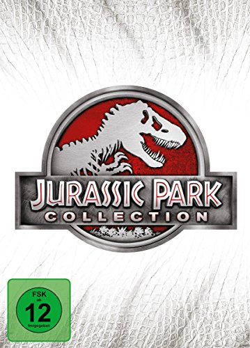 Jurassic Park Collection [4 DVDs]
