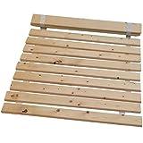 Western Deals Bed Slats Solid Pine -Replacement Wooden Bed Slats - 5FT Kingsize = 152CM
