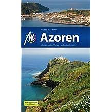 Azoren: Reisehandbuch mit vielen praktischen Tipps.