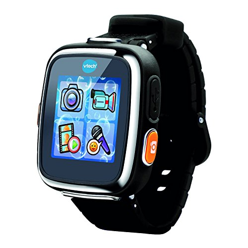 VTech - 171665 - Kidizoom Smartwatch Connecte DX - Noir