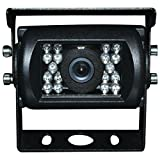 Best Boyo Rear View Cameras - BOYO VTB301C Night-Vision Bracket-Mount-Type Backup Camera - Black Review