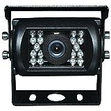 BOYO VTB301C Night-Vision Bracket-Mount-Type Backup Camera - Black Car Accessories