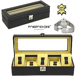 Uhrenbox Friedrich|23 CHRONOS SPORT 5 mit Fenster